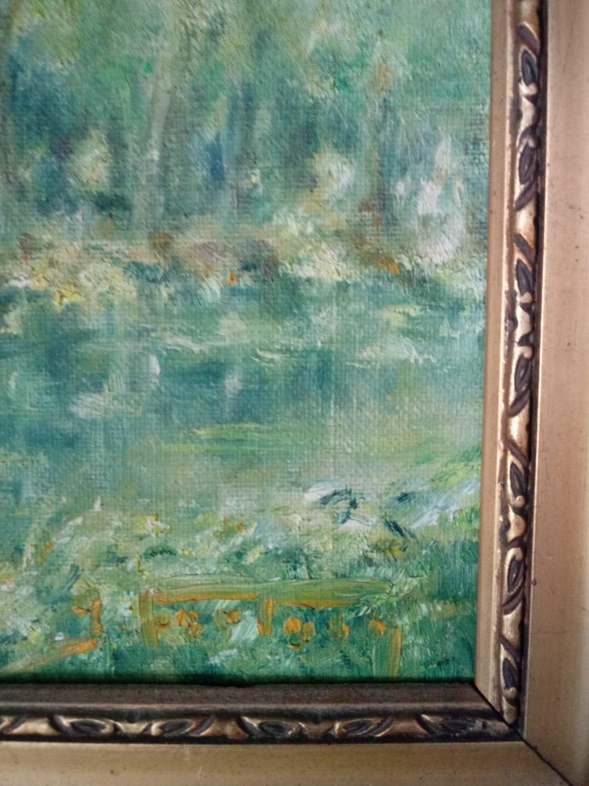 Identifying Signature Oil Painting - Artist Forum