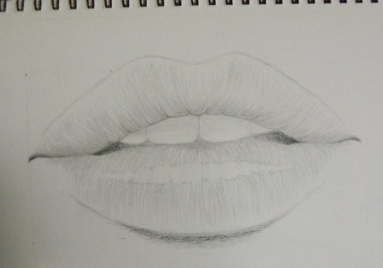 Lips drawing done by watching a tutorial-step-8.jpg