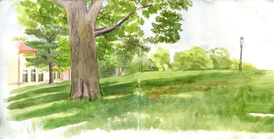 New watercolor sketchbook!-watercolourbook2020.jpg